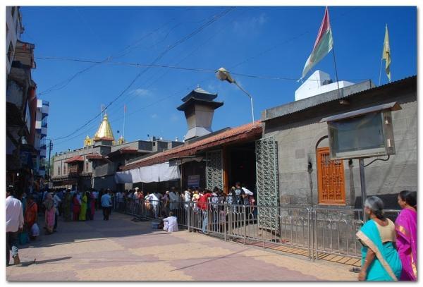 Dwarkamai Masjid, near Shirdi, Maharastra by mybusblog