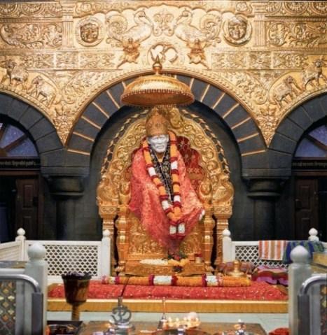 ShirdiSai Temple, Pune, Maharashtra by Wikipedia