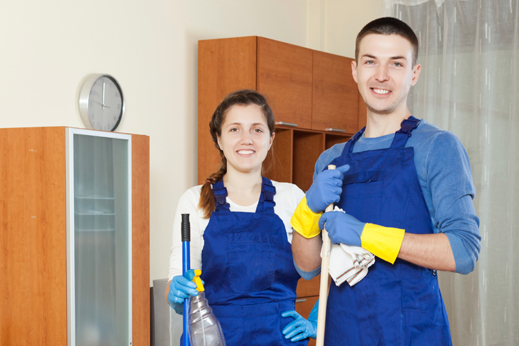 Building Cleaning as business