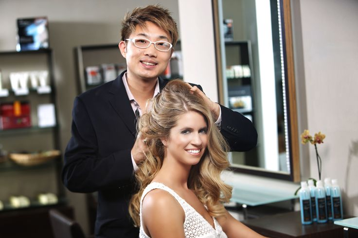 Celebrity hair in Beverly Hills