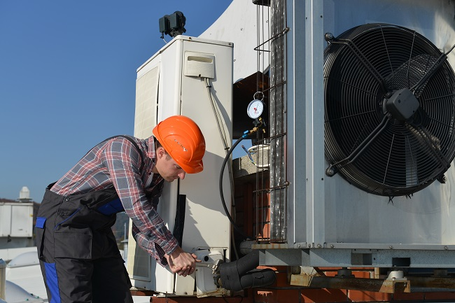 Commercial Air Conditioning System