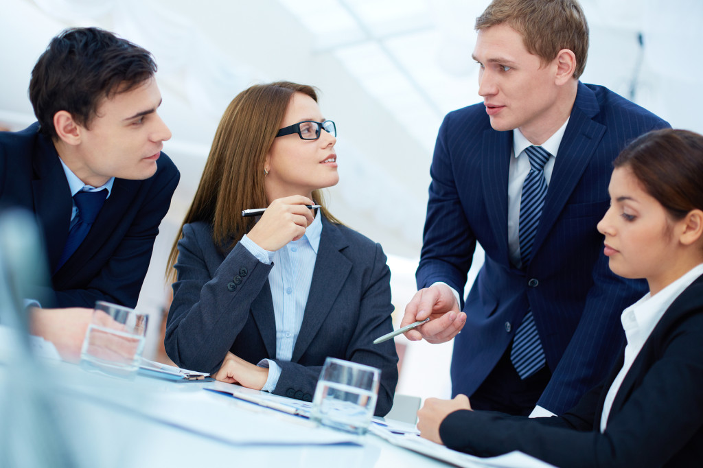 Communication Helps Business Partners