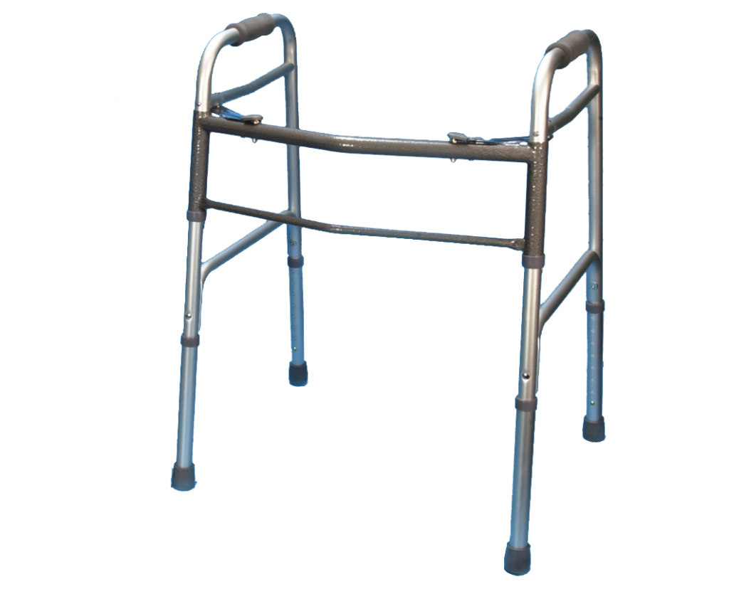 Conquering Mobility Obstacles While Using A Walker