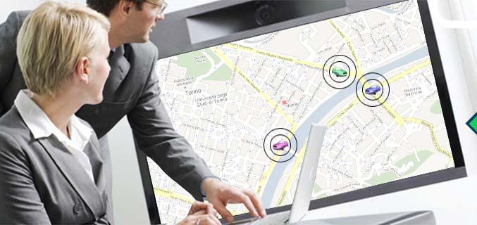 GPS fleet tracking