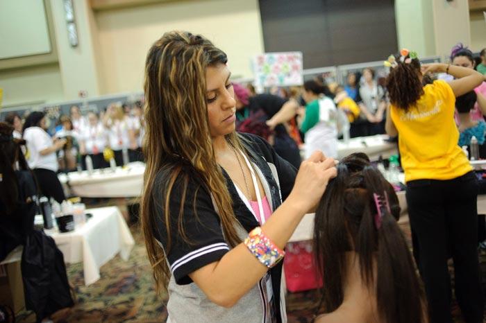 Hairdressing School