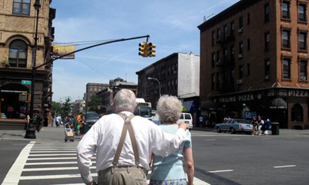 Insurance for Older Travellers