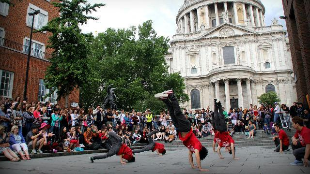 London's Exciting Festivals