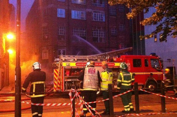 Massive Fire Accidents