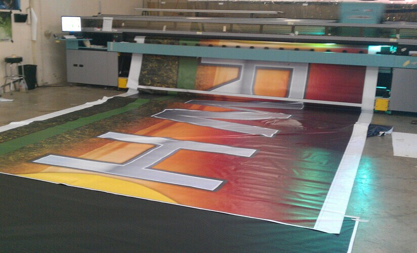 Printed PVC Banners