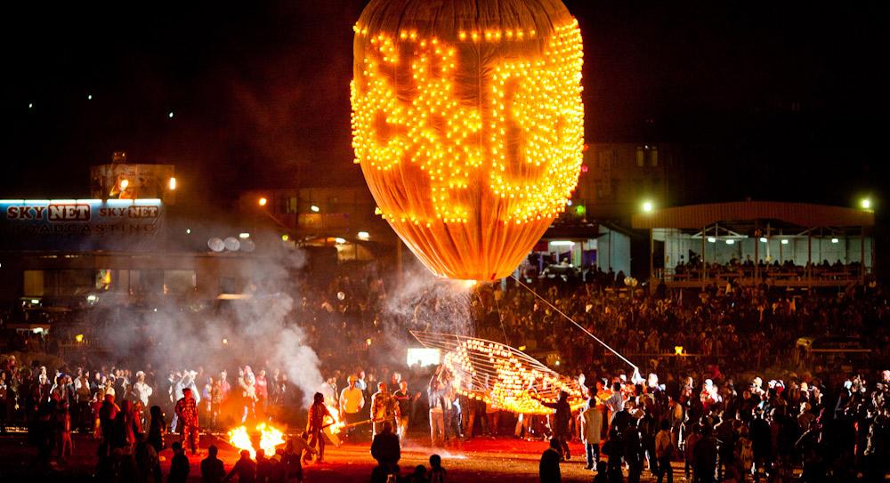 Royal Delight Of Burmese Festivals