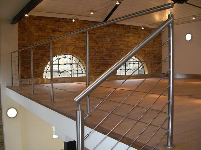 Stainless Steel Balustrade2