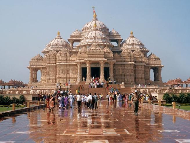 Swaminarayan Akshardham Mandir_
