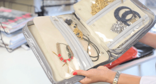 Traveling jewellry cases