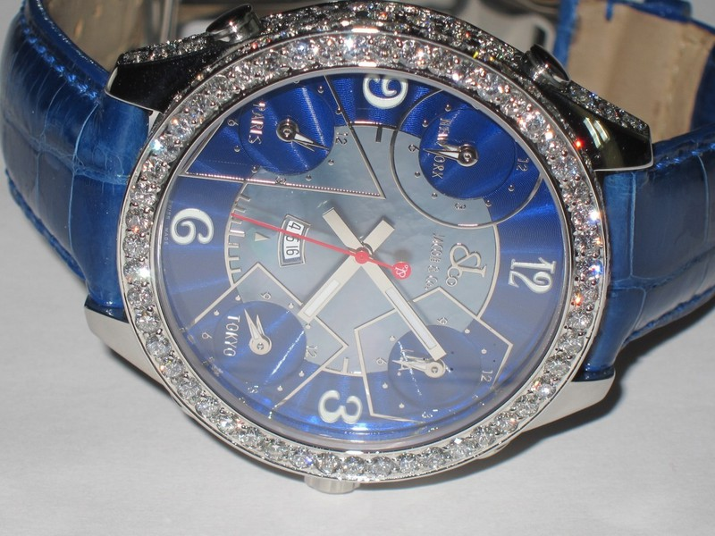 Jacob jeweler watches