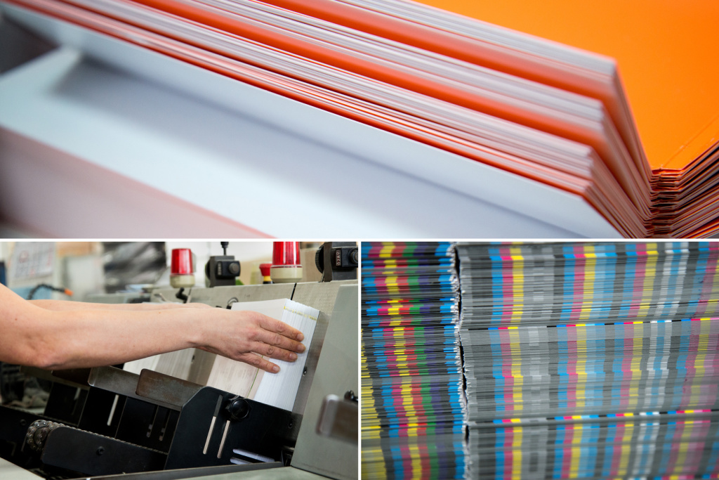 Quality Brochure Printing Service