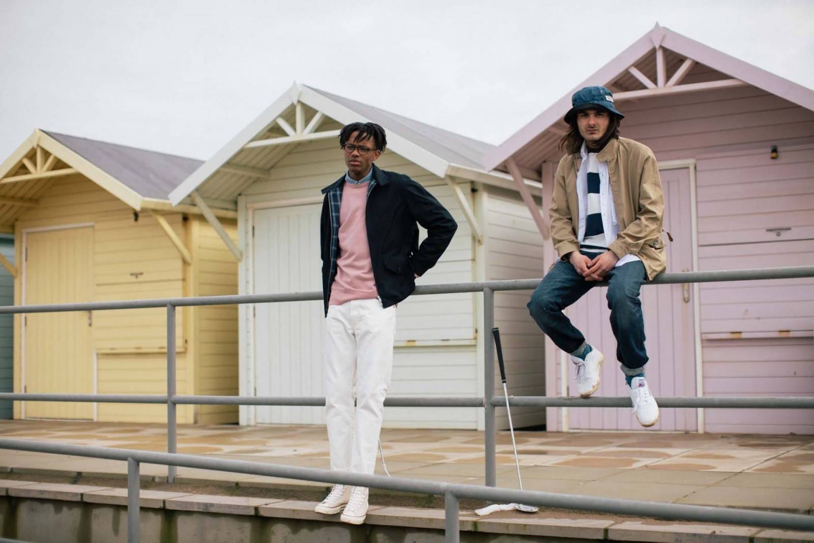 heritage menswear from Grenfell