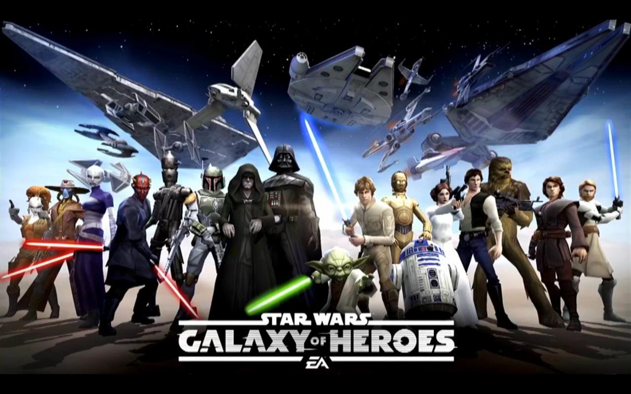 Latest Hack Cheats Of The Star Wars Galaxy Of Heroes Talk Geo Lifestyle Tips And Tricks