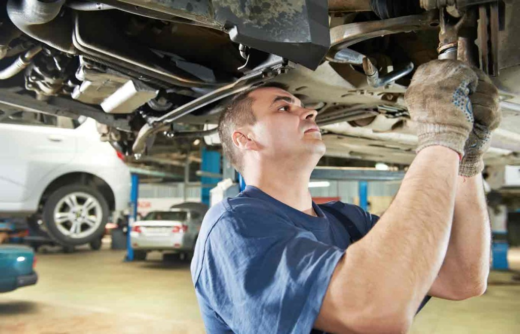 Hiring A Mechanic To Repair Your Car