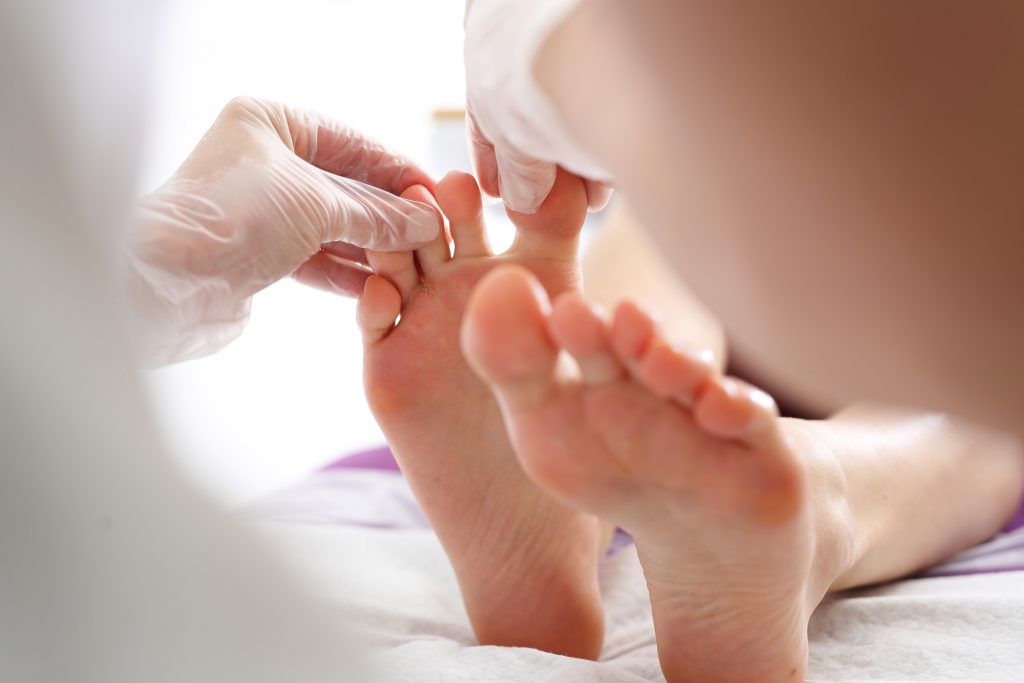 podiatrist worthing